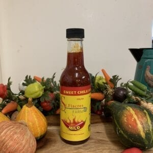 Sweet Chilli Sauce Mild Red – 330g bottle