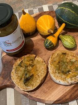 Zucchini Pineapple Jam